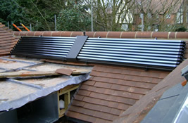 planning a solar water heating system