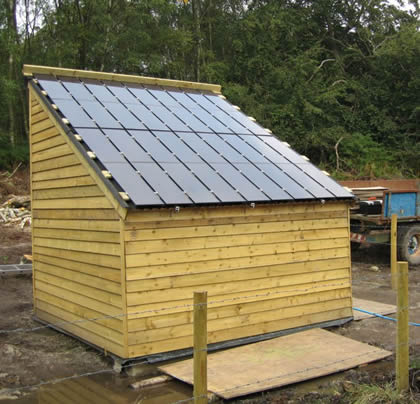 Solar Photovoltaic for off Grid remote power is east sussex