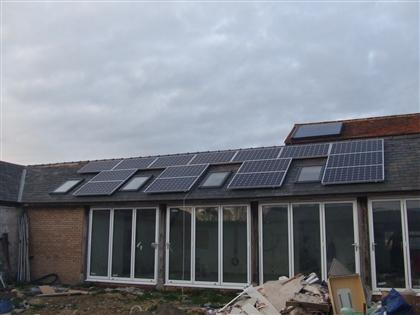 Solar Thermal and Solar PV