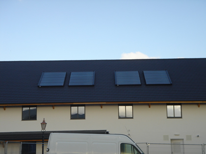 Essex Solar Heating